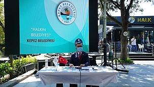 """Başkan Arslan; """"Sosyal yardımlarda hiç geri kalmadık"""""""