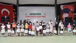 Çan Belediyesi'nden dereceye giren öğrencilere ödüller verildi