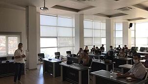 Çanakkale Belediyesi'nden tıp öğrencilerine temizlik eğitimi
