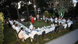 Çanakkaleli turizmcilerle toplantı yapıldı