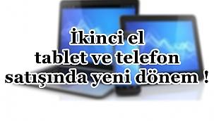 Cep telefonu ve tabletlerde yeni dönem