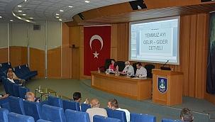 ÇTB Ağustos ayı meclis toplantısı yapıldı