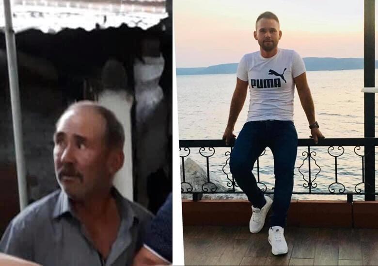 Ezine'de tartışan baba ve oğlu intihar etti