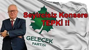 Gelecek Parti'sinden Tarihi Alan Başkanlığına tepki !