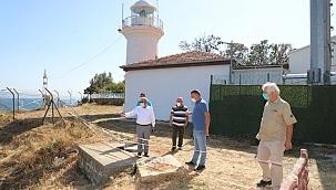 Gelibolu'da deniz feneri müzesi