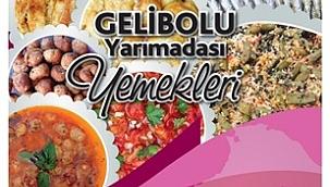 Gelibolu Yarımadası Yemekleri Kitabı yayınlandı