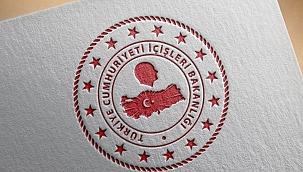 """İçişleri Bakanlığı'ndan """"COVİD-19 TEDBİRLERİ"""" konulu Ek Genelge"""
