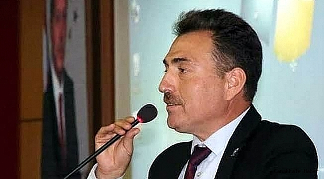 """Ölçek; """"Türk adaleti önünde hesaplaşacağız"""""""
