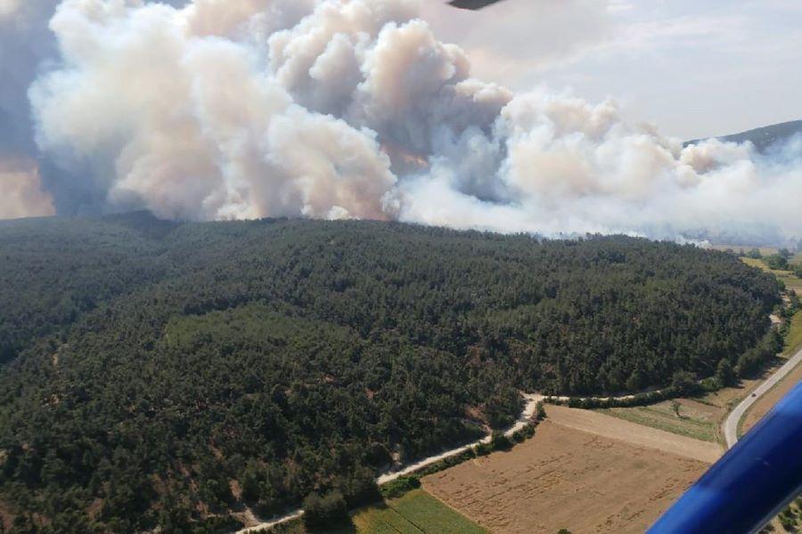 Orman yangınları hakkında yeni genelge !
