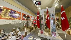 """Sanal Sergi """"Dönmeyi Düşünmeyenler 1915 Çanakkale"""""""