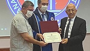 Tebrikler Prof. Dr. Alper Şener'e