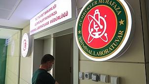 """Ticaret Bakanlığının İlk """"Kriminal Laboratuvarı"""" açıldı"""