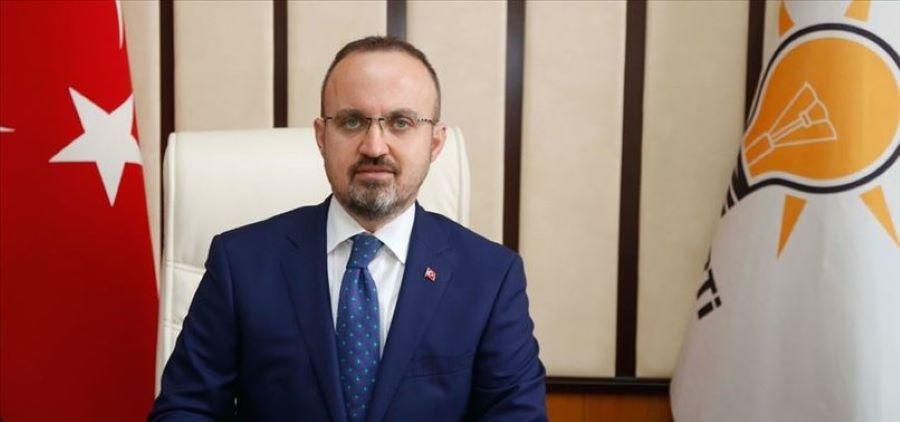 """Turan; """"Kılıçdaroğlu CHP'yi Adeta bir çöküşün eşiğine getirdi"""""""