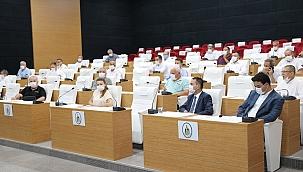 Vali Aktaş, İl Genel Meclisini ziyaret etti