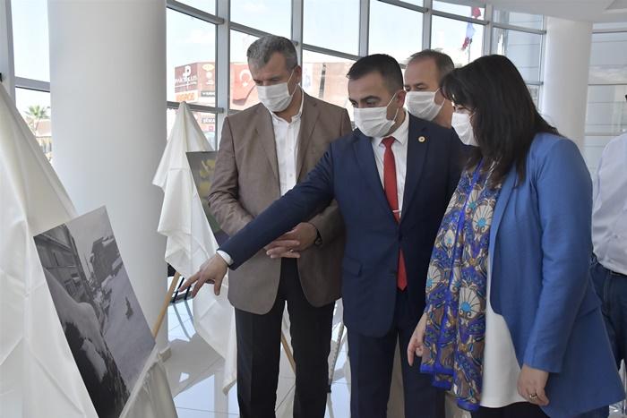 """""""150 Yıllık Serüven"""" Fotoğraf Sergisi açıldı"""