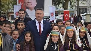 Başkan Bayram'dan eğitim için çağrı