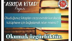 Başkan Bayram'dan kitap bağışı çağrısı