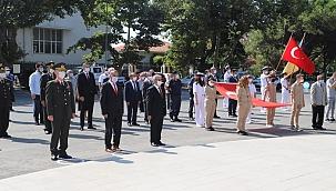 """Başkan Özacar; """" Atatürk'ün yüreğimizdeki yeri asla değişmez! """""""