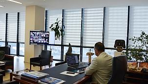 Başkan Semizoğlu, TOBB Ticaret ve Sanayi Odaları konsey toplantısına katıldı