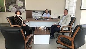 Başkan Semizoğlu üye ziyaretlerine devam ediyor