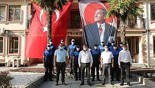 Başkan Uygun, Zabıta Haftası'nı kutladı