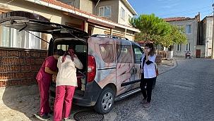 Bayramiç'te takdir toplayan proje