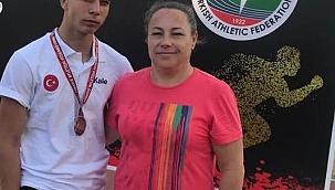 Burhan Felek Spor Kompleksi'nde Çanakkale rüzgarı