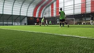 Çan Belediyesi'nden önemli spor yatırımları