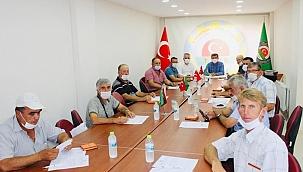 Çanakkale Ziraat Odası 74. Meclis Toplantısı gerçekleşti