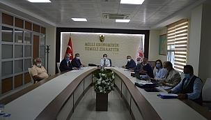 Çeltik Komisyonu toplantısı yapıldı