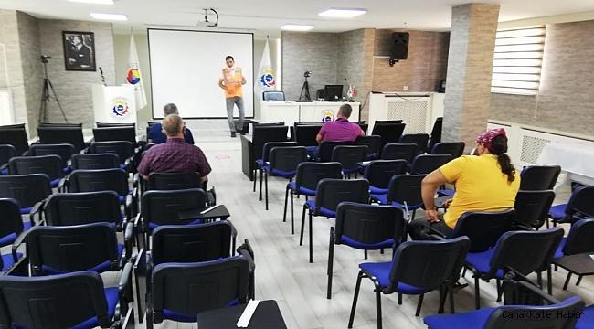 ÇTSO'dan mesleki yeterlilik sınavı