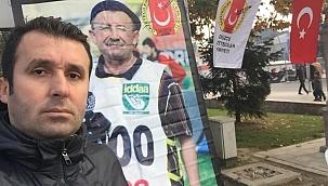 Gazetecinin oğlu Kızılay şehidi oldu