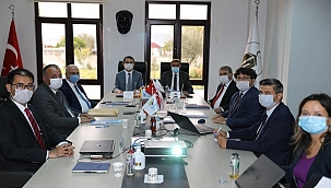 GMKA Yönetimi yatırımları görüştü