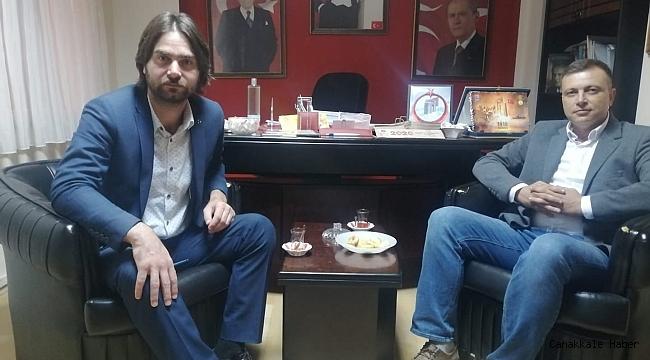 MHP Merkez İlçe'de kongre heyecanı