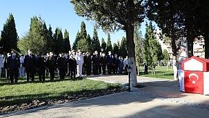 Şehit Tuğgeneral Sezgin Erdoğan, Dualarla son yolculuğuna uğurlandı