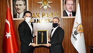 """Turan; """"10 milyonu aşkın üye sayımızla Türkiye'de açık ara birinciyiz"""""""