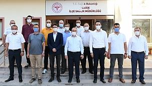 """Turan; """"Ülke olarak pandemiye karşı bilimsel makalelere konu olacak iyi bir yönetim sergiliyor"""""""