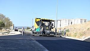 Yeni kentsel gelişim alanında çalışmalar devam ediyor