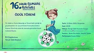 16.Türsak Çocuk Filmleri Festivali devam ediyor