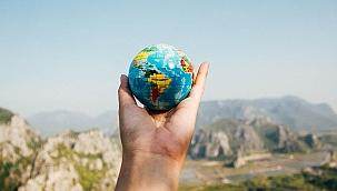 5 milyon 334 bin kişi seyahate çıktı