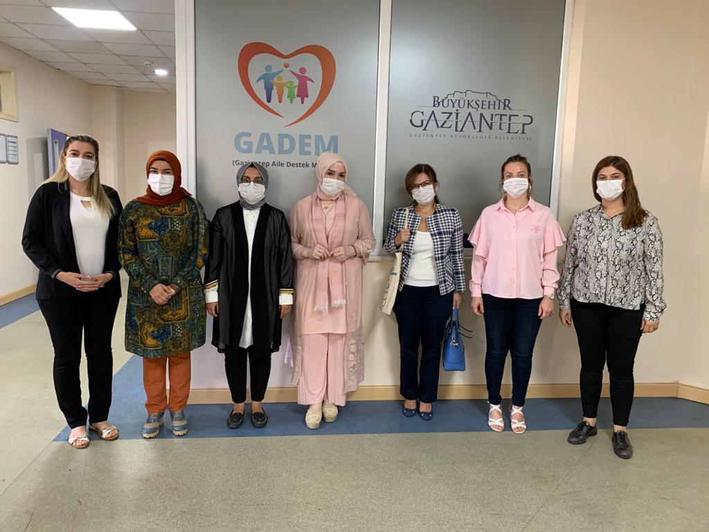 Aileler Üniversitede Projesi Gaziantep'te