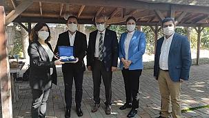 Başkan Erdoğan'dan Belediye Başkanlarına Ziyaret