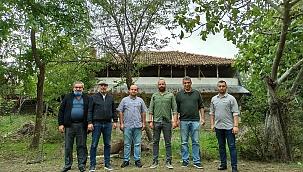 Biga'da belgesel çekimi