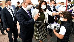 """Bülent Turan: """"22 Eylül Sosyal Tesisleri Hemşehrilerimiz İçin Bir Nefes Olacak"""""""