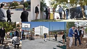 Çan'da spor tesislerinin sayısı artıyor