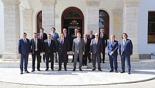 CHP'li Başkanlar İmamoğlu ile buluştu