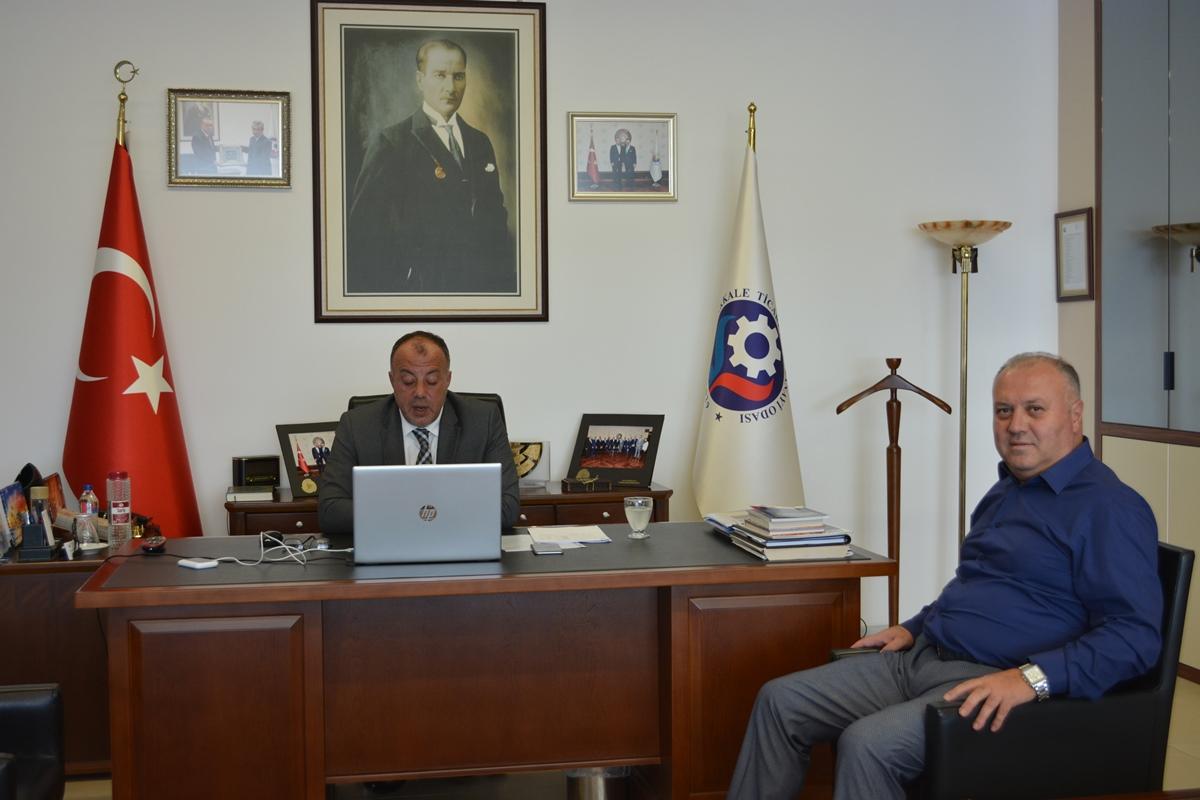 ÇTSO Ekim ayı Meclis toplantısı gerçekleşti