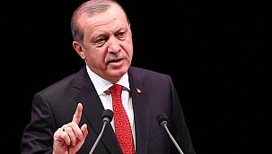 """Cumhurbaşkanı Erdoğan uyardı """"Toplu mekanlardan kaçınalım"""""""
