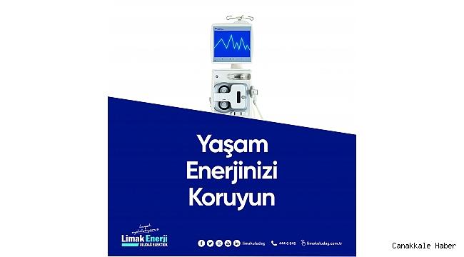 Elektrikli cihaza bağlı hastalar için önemli hatırlatma
