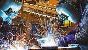 Sanayi üretimi yükselişte
